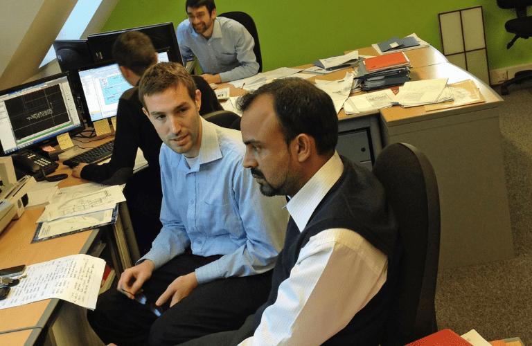 CBG Consultants: Impact through Investors in People