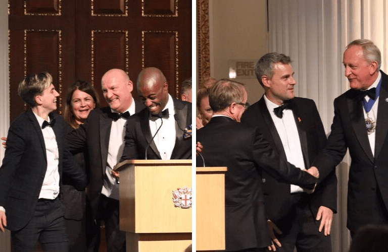 Dragon Awards 2019 – Heart of the City winners
