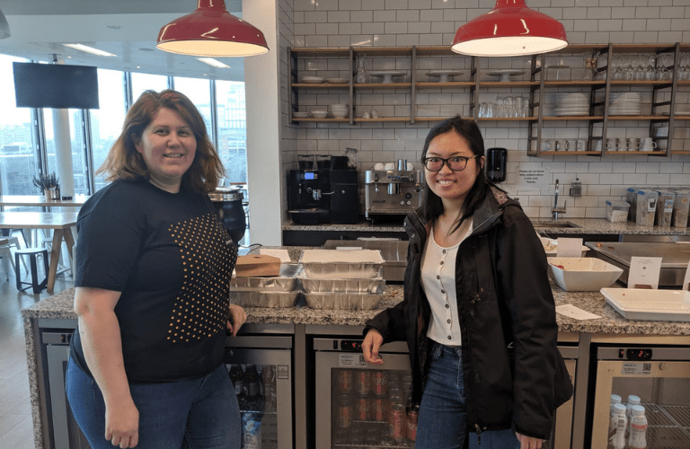 Fooditude is partnering with OLIO to save food from landfill