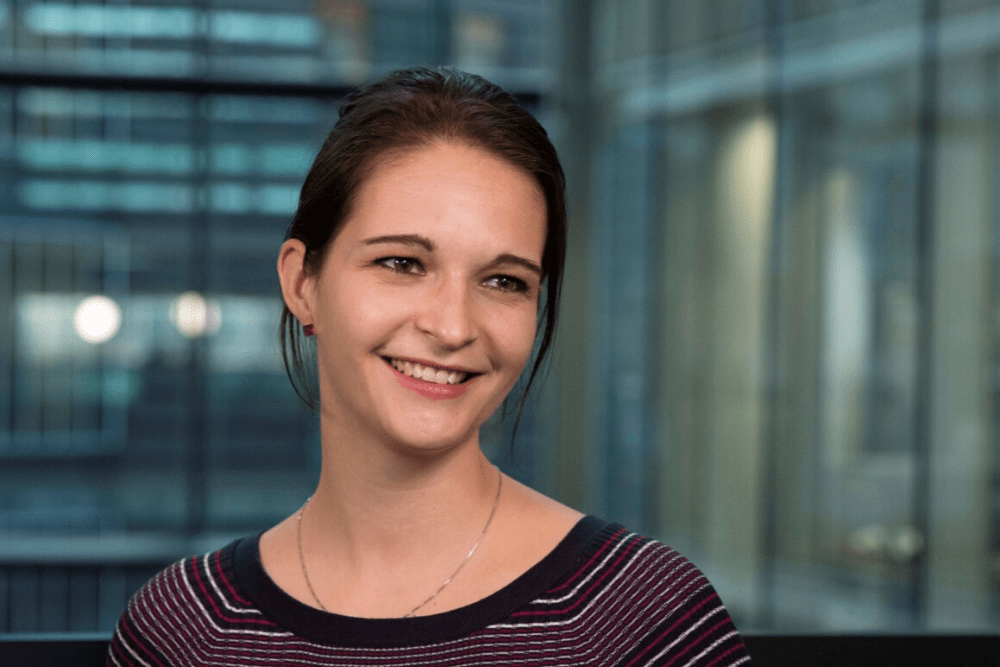 Ambassador recommends: May Breisacher from EY